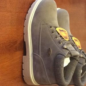 Lugz Boots Charcoal Hue, in Box
